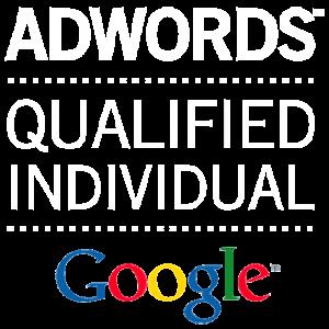 Google adwords qualified individual