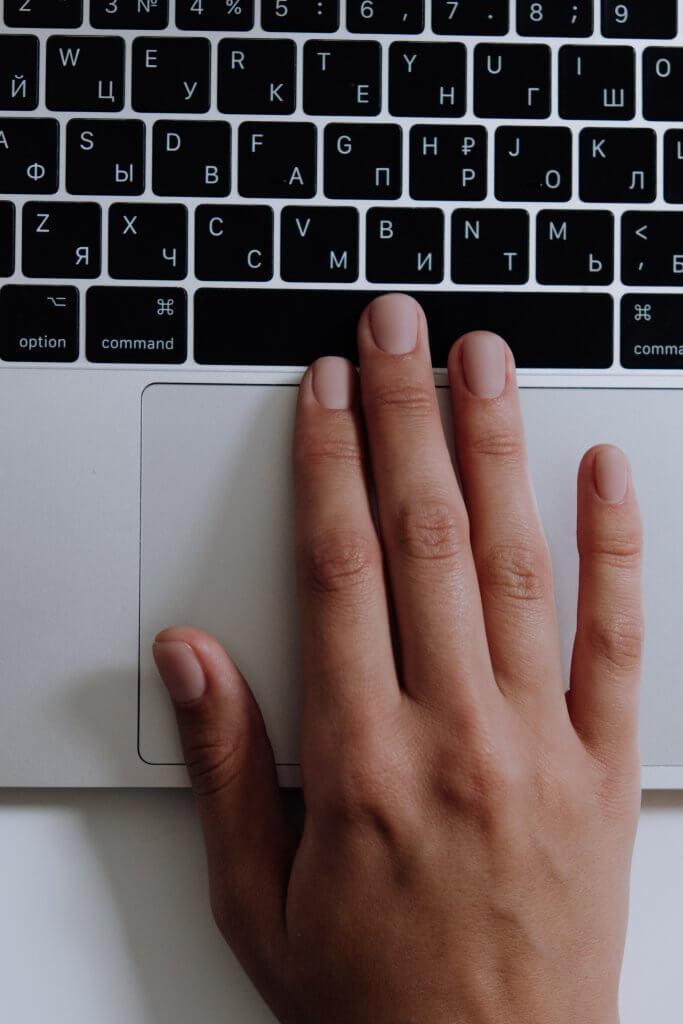 Typing blog